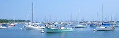 The parking lot in Vineyard Haven Harbor (DigitalZAK) Tags: mathasvineyard vineyardhavenharbor edgartownharbor