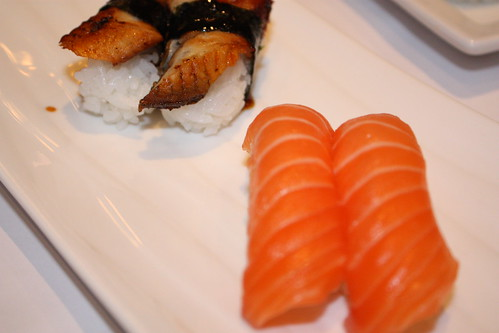 nigiri at Prince Sushi