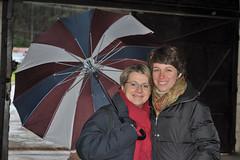 Asrite Zhubi and Danielle Pearl, Visocki Decani Monastery, Kosovo, December 4, 2010 (Ivan S. Abrams) Tags: ivansabrams abramsandmcdanielinternationallawandeconomicdiplomacy ivansabramsarizonaattorney ivansabramsbauniversityofpittsburghjduniversityofpittsburghllmuniversityofarizonainternationallawyer