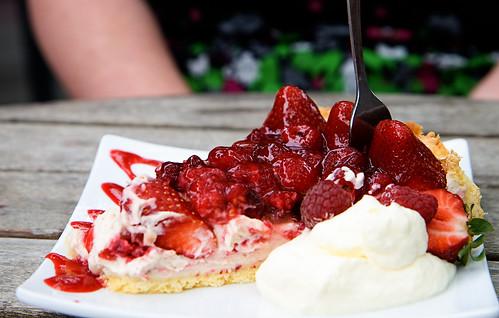 raspberry cafe raspberrycheesecake