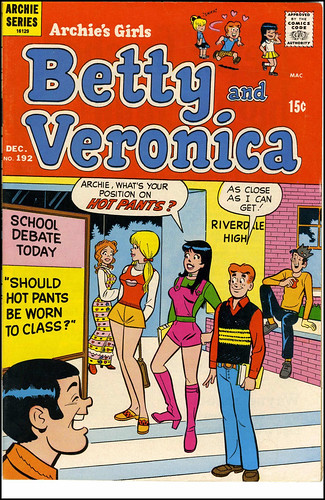 Betty and Veronica #192