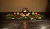 A Sea-Farer's Centerpiece (DevonTT) Tags: christmas holiday table tudor decorating tavern centerpiece entertaining oldenglish homebar basementbar