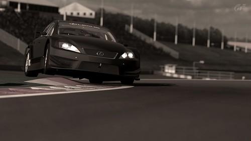Gt5 Lexus Is F Racing Concept. Lexus IS-F Racing