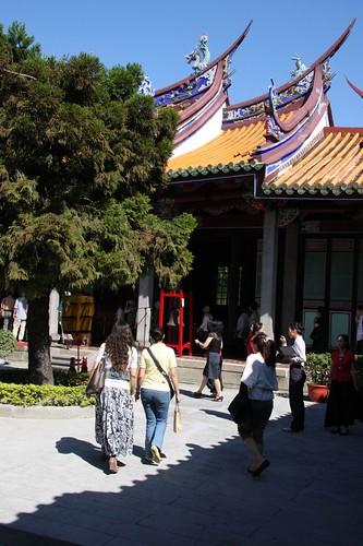 孔子廟,Taipei