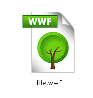 file .WWF