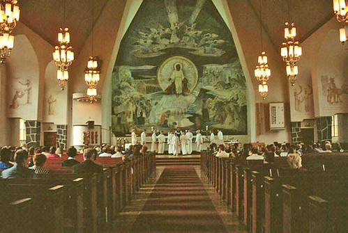 Lapponia: Messa in una Chiesa luterana