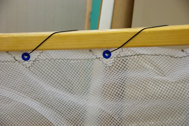 sail cloth alternative for cheap sails. plastic with glassfibre scrim