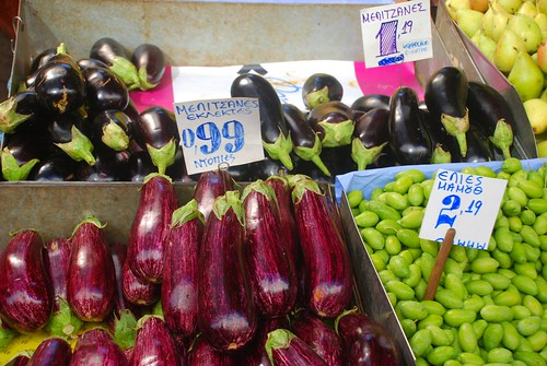 eggplants etc
