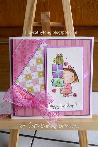Sweet Betsy Birthday present