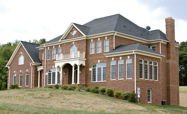 Deangelo Hall House Leesburg Celebrity Houses And
