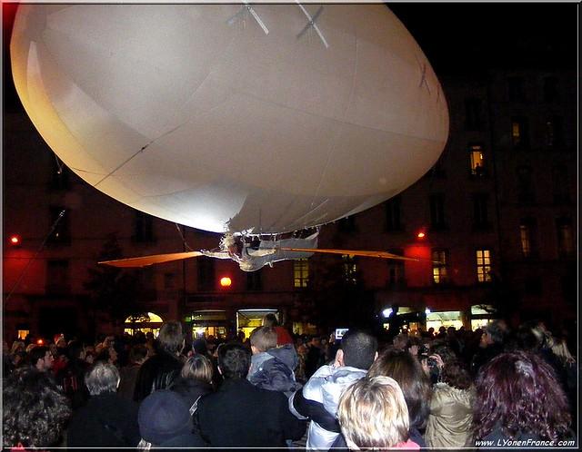 Lyon, 8 décembre, illuminations