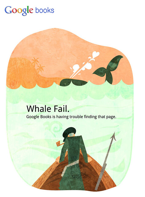 "Google Books ""Whale Fail"""