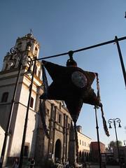 Christmas Piñata - Coyoacan, Mexico City, Mexico