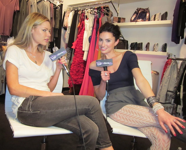 Sophie Monk, Nine In The Morning Jeans, P3R Style Sessions, Samantha Gutstadt