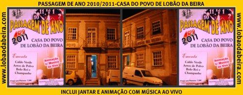 PASSAGEM DE ANO 2010/11