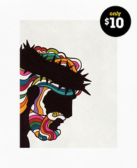 Oh Lord Print : Buy it! (invisibleElement) Tags: sale 10 buy prints sketches