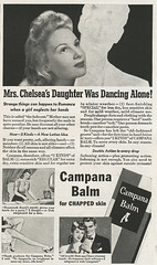 Campana Balm Ad 1942
