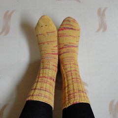 Mom's socks 2010 2