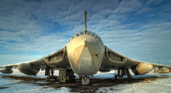 Handley Page Victor K.2 XL231(Lusty Lindy) (Chris McLoughlin) Tags: york snow cold hdr northyorkshire elvington yorkshireairmuseum xl231 handleypagevictor lustylindy minoltaamount chrismcloughlin handleypagevictork2xl231lustylindy sonyalpaa300 sony18mm55mm