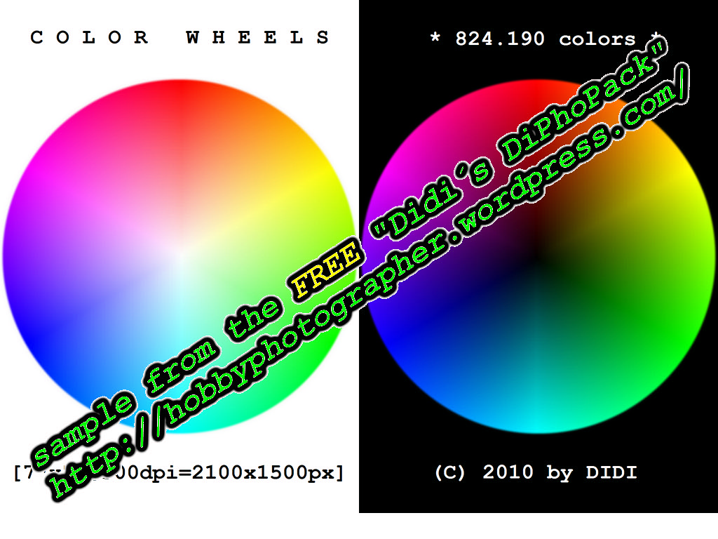 Didi´s Color Wheels