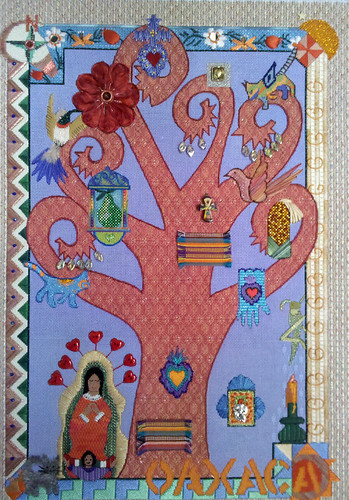 tree of life oxaca needlework by cassandra prescott 1