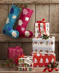 Fair Trade Gift Wrap