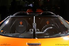 CCXR E100 Platinuss Special (Petrolhead Team) Tags: auto show orange do laranja special paulo são koenigsegg 2010 salão automóvel e100 ccxr platinuss