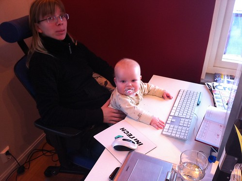 Editing MacWorld with aunt Anna