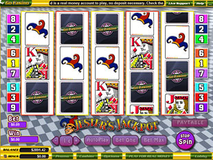 Jester's Jackpot slot game online review