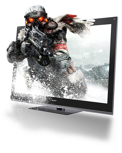 Killzone 3 in stereoscopic 3D for PS3
