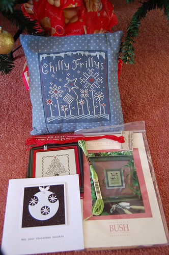 Exchange from Cheryl in Scotland