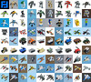 2010 Lego builds overview (Fredoichi) Tags: toys lego space military robots vehicles videogames micro scifi characters fighters sculptures mecha tanks mech skyfi starfighters microscale fredoichi
