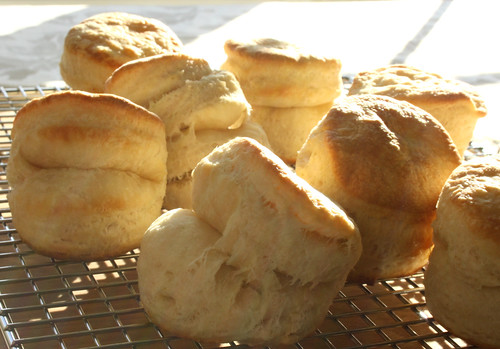 Anna Olson's Angel Biscuits