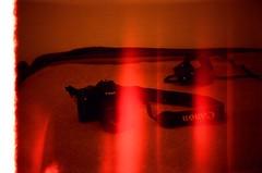 analog/digital (gandhibrac) Tags: camera art 35mm canon lomo europe artist kodak russia croatia dslr 8m sculptor adriatic smena cccp 550 dalmatia dalmacija umas 550d dalmatinac