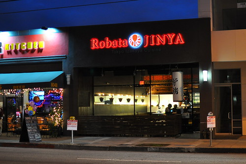 Robata Jinya - Los Angeles