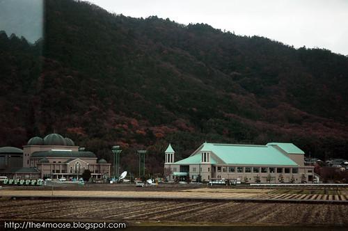 彦根 Hikone - 京都 Kyoto Train Ride