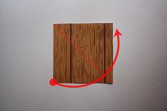 Step 1: Fold diagonally