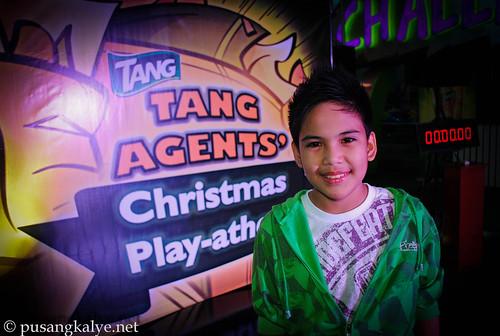Tang Cristmas Play-athon