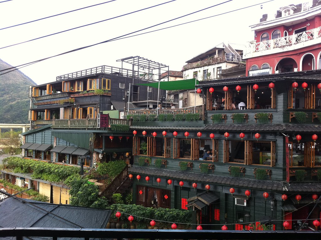 Jiu Fen, Taipei