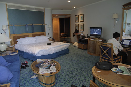 My room in Jumeirah Beach hotel