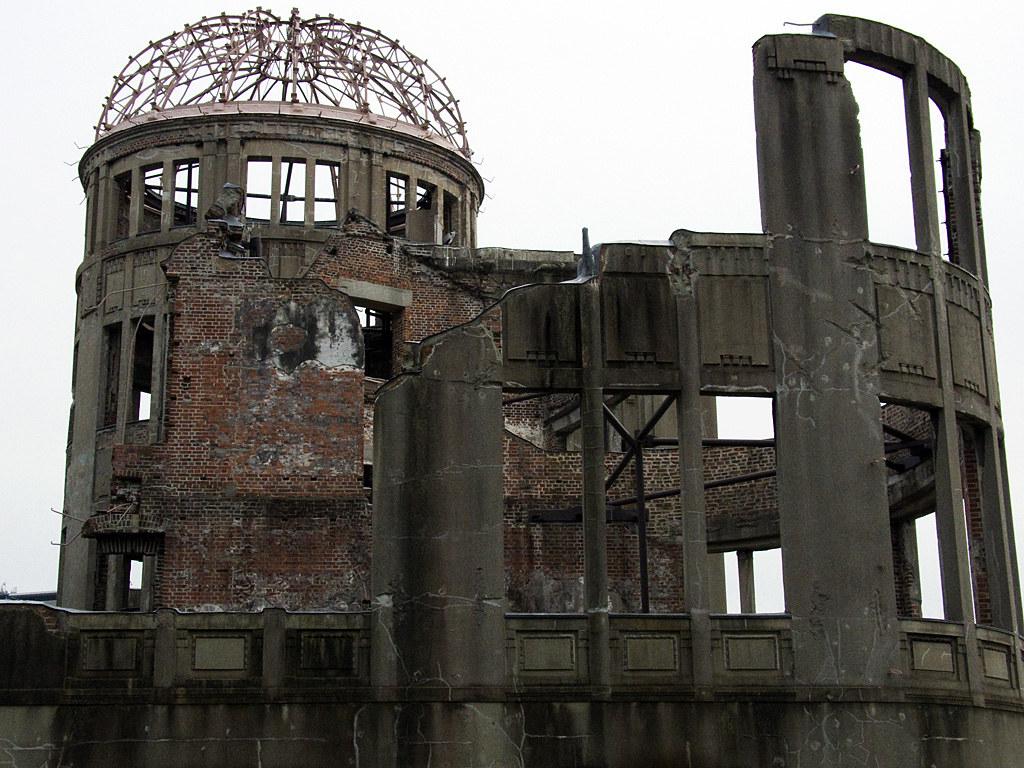 Hiroshima Atomic Bomb Dome #2