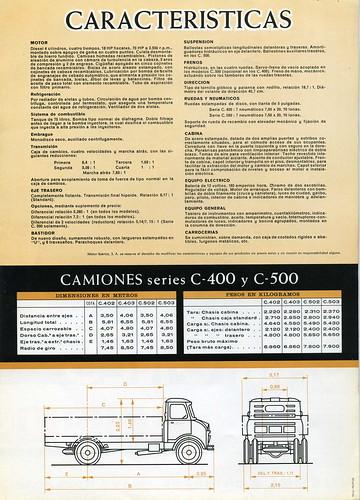 EBRO C 400 I
