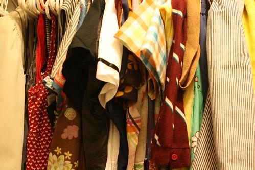 closet: dresses