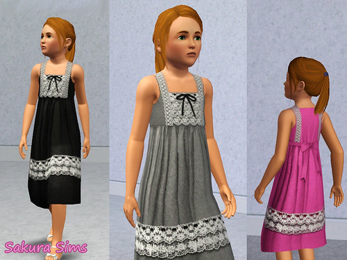 4 Dresses by Sakura Sims 5285692968_952d475f58