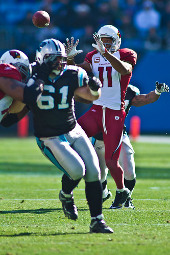 larry fitzgerald catches. Carolina vs Arizona- Larry Fitzgerald catch