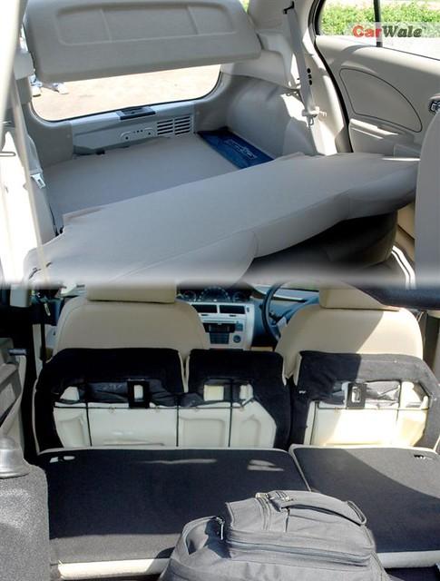 Interior - Nissan Micra XV Premium Diesel