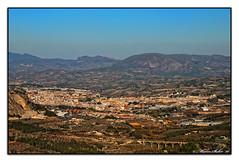 Alcoy ( Marco Antonio Soler ) Tags: espaa mountain de spain nikon 10 iso noviembre alicante vista jpg montaa hdr alcoy alcoi 2010 alacant d80