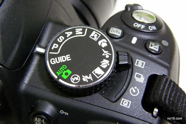 D3100 機頂 - PC253285