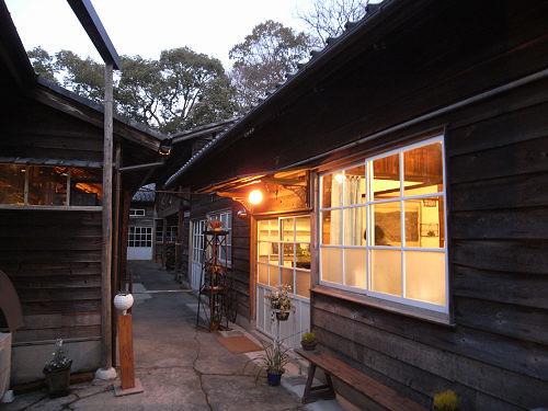 大正時代の工場がカフェに『工場跡事務室』@奈良市内