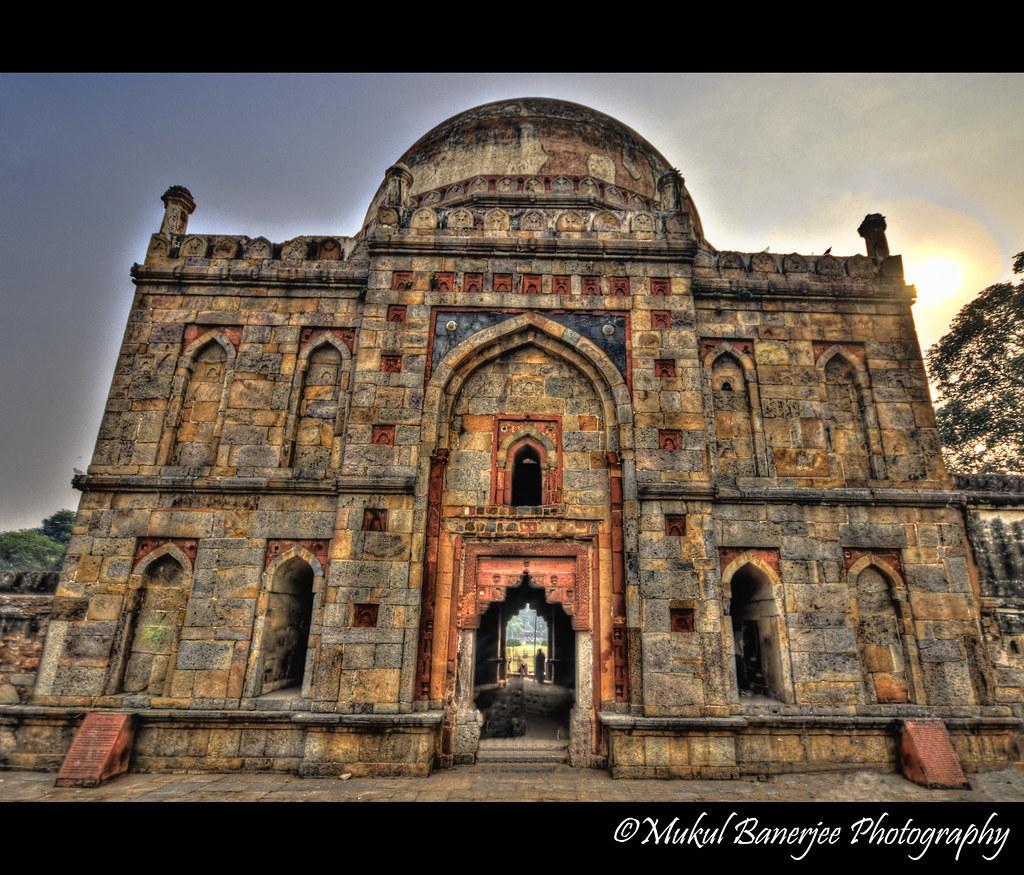 Bara Gumbad, Lodi Gardens, New Delhi